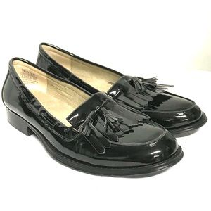 Wanted loafer with kiltie and tassel